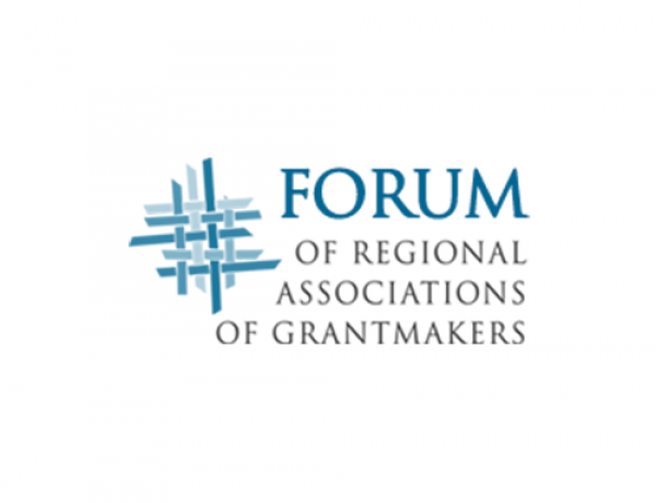 Success Story: Forum of Regional Associations of Grantmakers