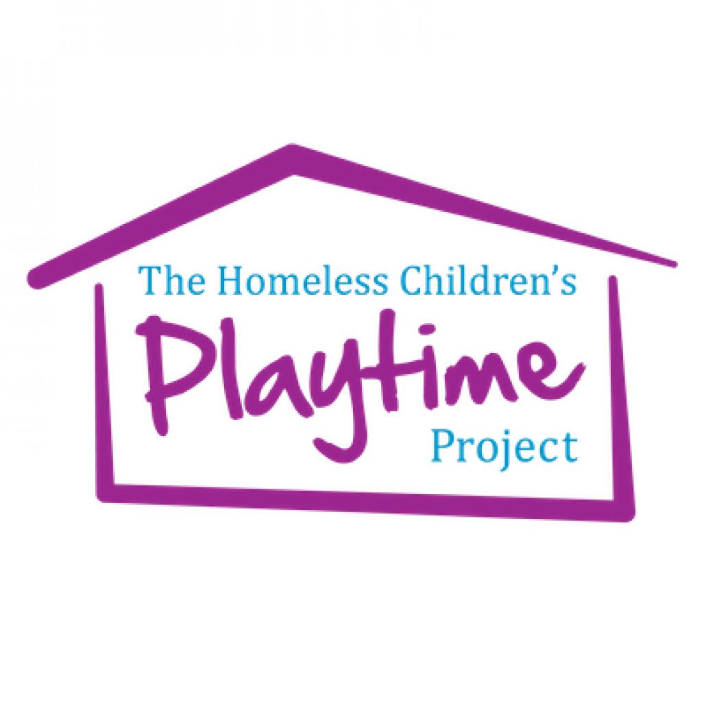 homeless children playtime